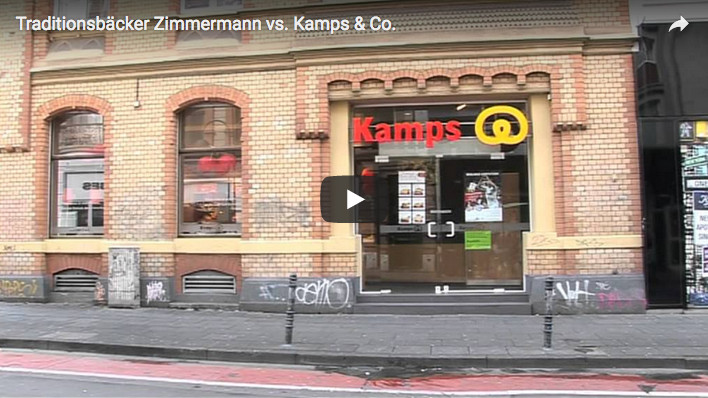 Traditionsbäckerei Zimmermann vs. Kamps